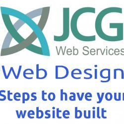 Steps to have your website built